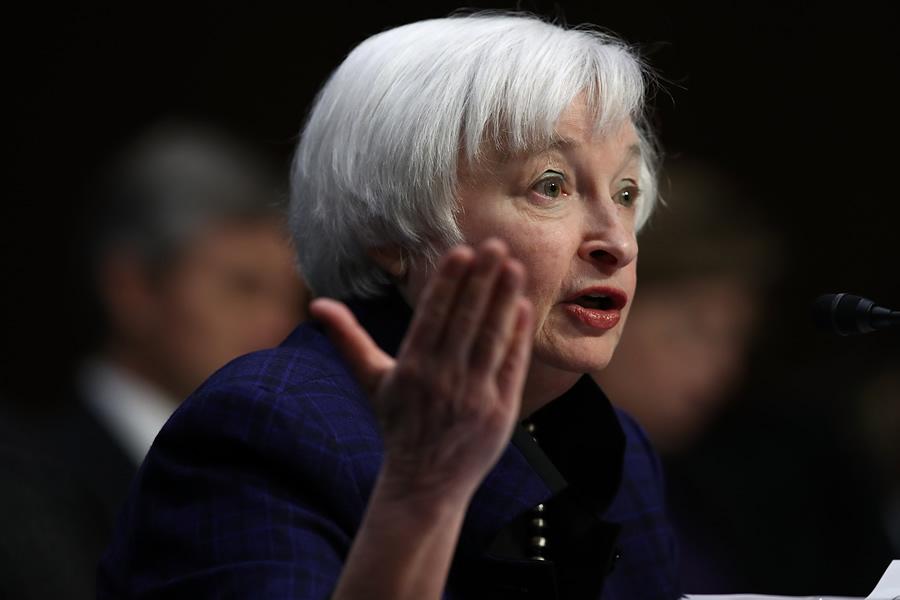 Janet Yellen, Federal Reserve Board