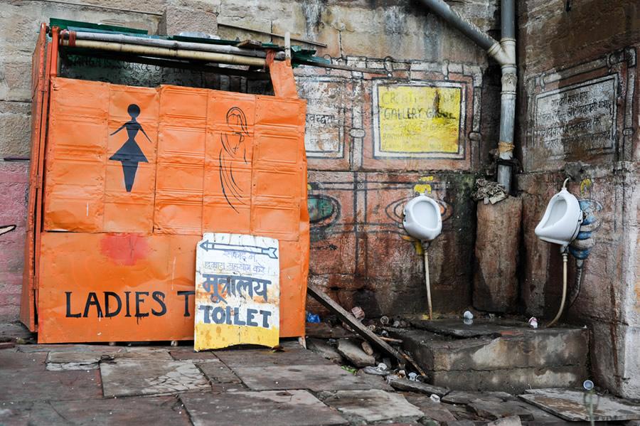 This Weeks News -ladies-toilets-india