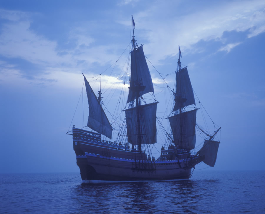 Thanksgiving Myths and Facts - Mayflower