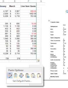 This preserves any formatting you have done in excel and pastes the data into word as  table using that also how to export spreadsheets pryor learning solutions rh
