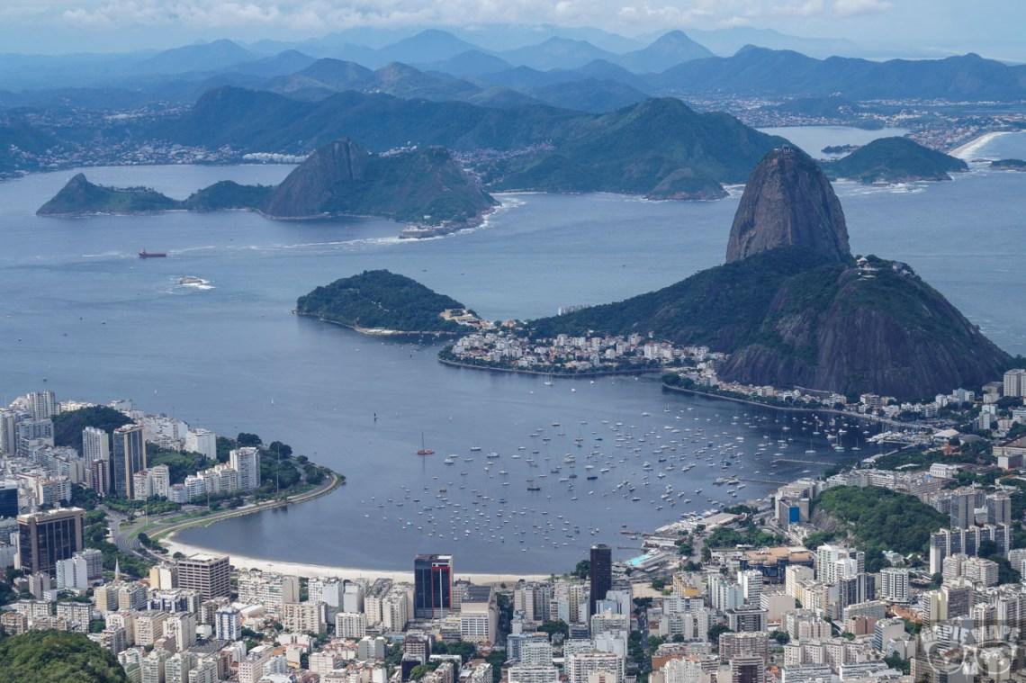 Rio de Janeiro, więcej zdjęć z Brazylii: http://gapienamape.pl/galeria/brazylia/