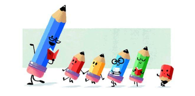 Z20834769VGoogle Doodle Na Dzien Nauczyciela Dzien Edukacji