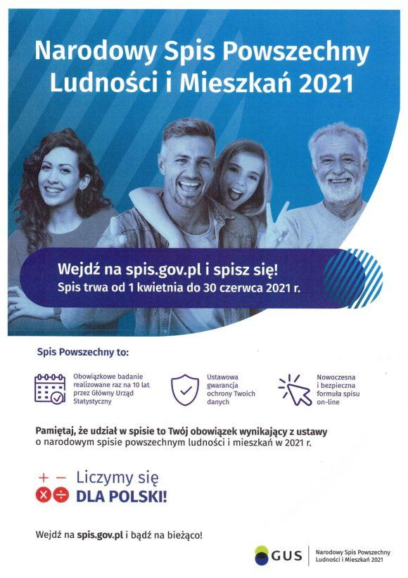 Narodowy Spis Powszechny Ludnosci I Mieszkan 2021 1 1200x1698