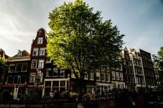 Amsterdam - spacer po mieście
