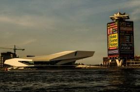 Amsterdam - tu woda już jest trochę głębsza