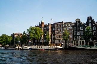 Amsterdam - miasto na wodzie