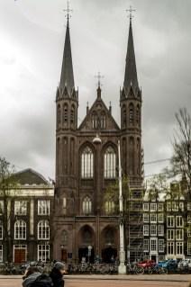 Amsterdam - architektura miejska