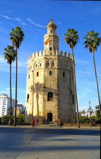 Sewilla - Torre del Oro