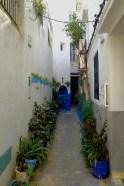 Tanger - w uliczkach Mediny można się zgubić