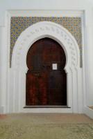 Tanger - piękne drzwi