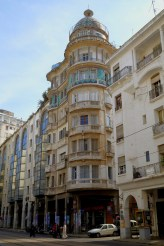Casablanca - zabudowa miejska