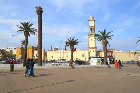 Casablanca - Place des Nations Unies