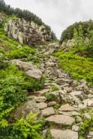 Tatry - kamienista ścieżka