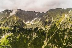 Tatry - panorama górska
