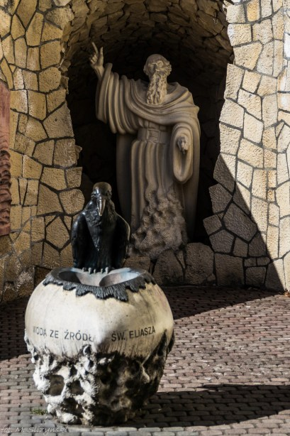figura świętego eliasza