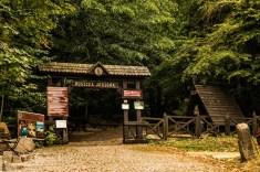 Główny Szlak Świętokrzyski - brama do Parku Narodowego