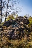 Główny Szlak Świętokrzyski - Diabelski Kamień