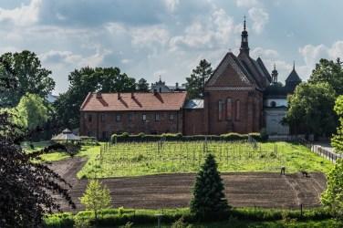 Sandomierz - Klasztor Dominikanów