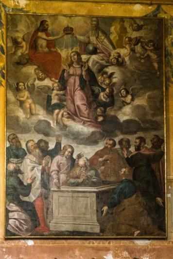 Sulisławice - obraz w Sanktuarium