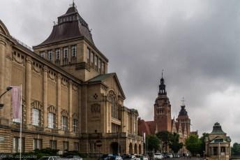 monumentalny budynek