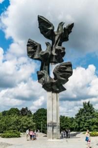 pomnik trzech orłów