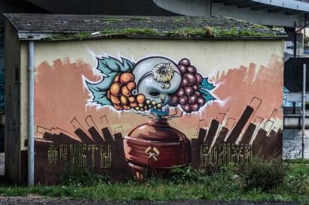 mural - lampa alladyna