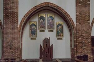 zdobienia w kościele