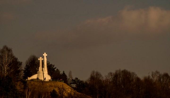 Wzgórze Trzykrzyskie Wilno