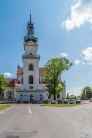 Zamość - katedra i dzwonnica