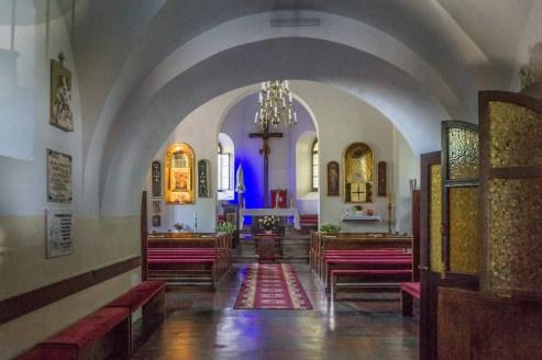 Zamość - kościół św. Mikołaja