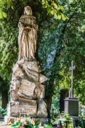 cmentarze w kielcach - cmentarz stary najstarszy w kielcach