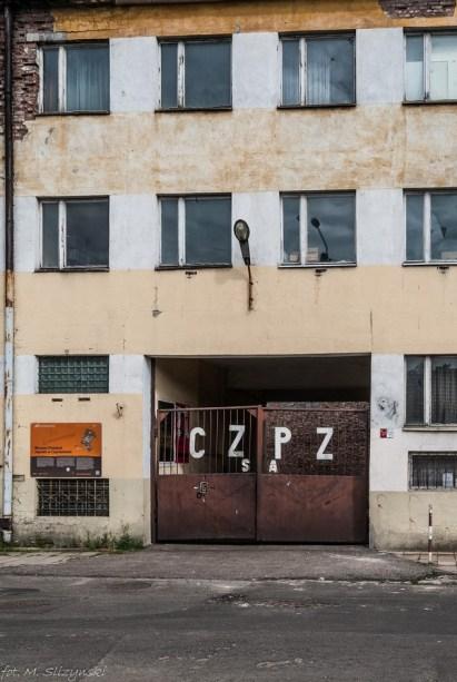 Częstochowa - Muzeum Produkcji Zapałek