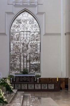 Częstochowa - wewnątrz katedry