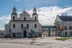 Częstochowa - kościół św. Zygmunta