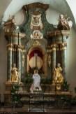 Częstochowa - jeden z ołtarzy w kościele św. Zygmunta
