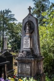 cmentarze w kielcach - cmentarz prawosławny i wojskowy stary grób