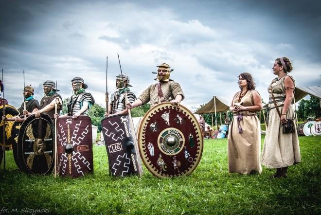 legioniści i ich kobiety