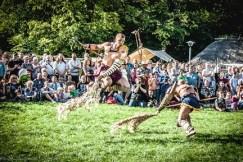 walka gladiatorów
