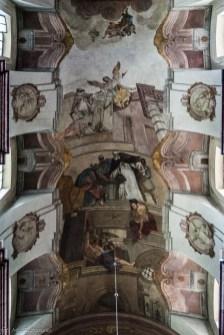 Kraków - świątynie