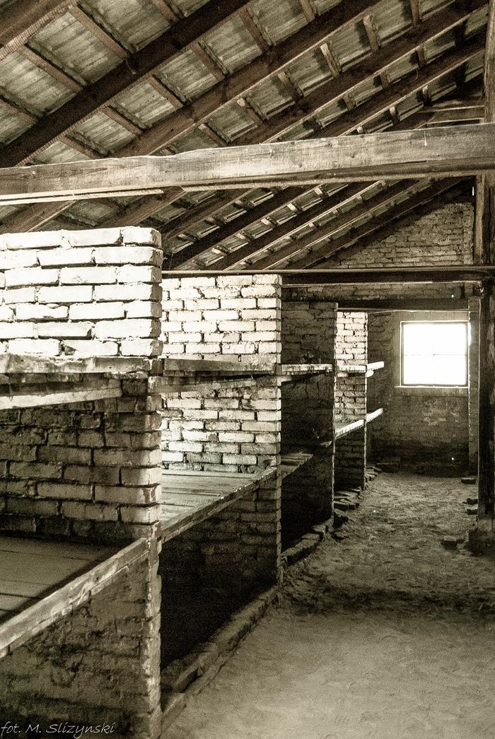 Brzezinka - obóz koncentracyjny