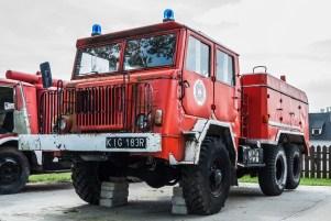straż pożarna wóz bojowy
