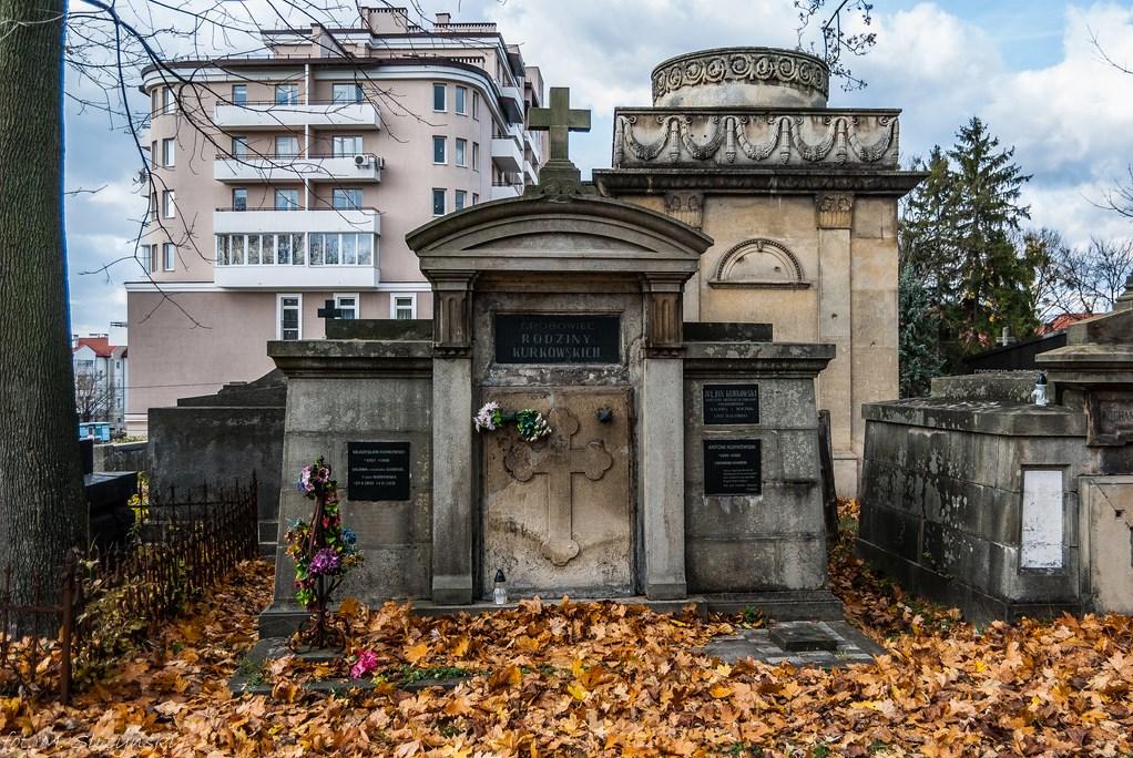 Cmentarz Łyczakowski - groby