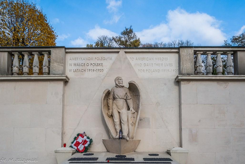 Cmentarz Obrońców Lwowa - spacer