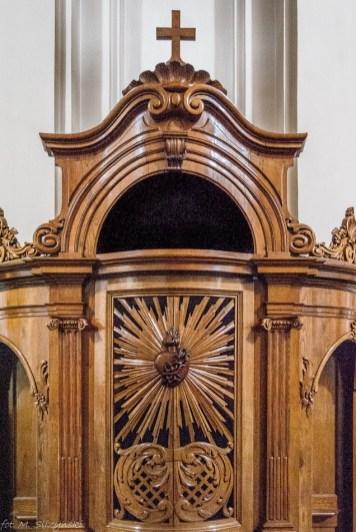 Warszawa - kościół Wizytek