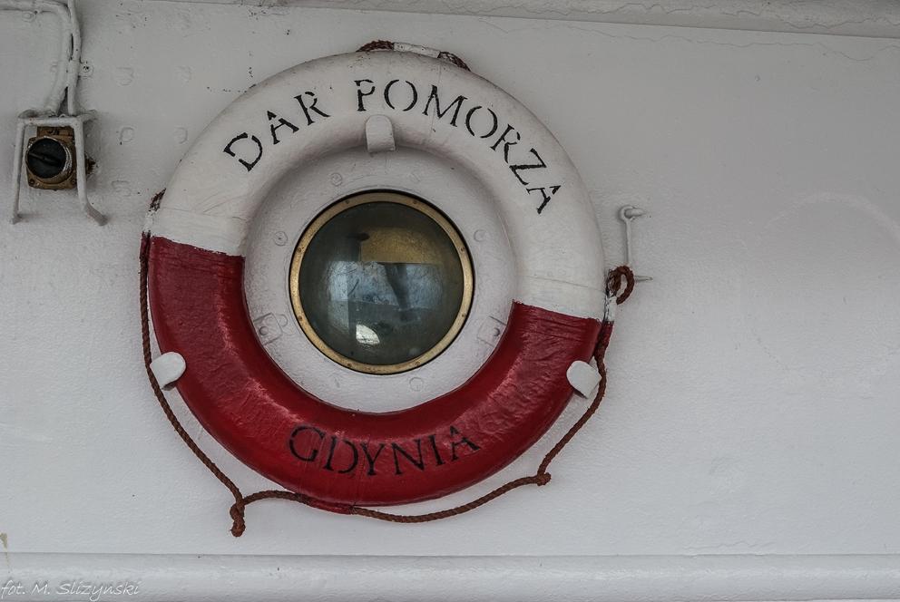 Atrakcje w Gdyni - Dar Pomorza