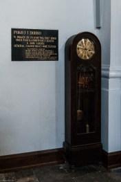 Kazimierz Dolny - wnętrza Sanktuarium Zwiastowania Najświętszej Maryi Panny