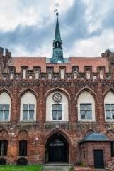 atrakcje malborka - ratusz staromiejski budynek