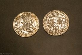 atrakcje malborka - zamek muzeum monety