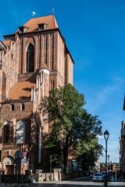 Toruń - katedra św. Jana