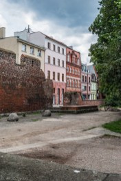 Toruń - brama miejska